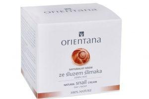 Rejuvenecimiento con limo de caracol! Un poco sobre los cosméticos Orientana.